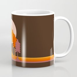 Super Worm Equinox Moon Coffee Mug