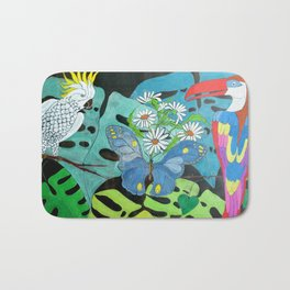 Insieme con Allegria (Together with Happiness) Bath Mat