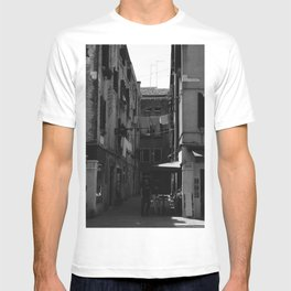 Calle Marcello b&w T-shirt