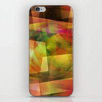 geo iPhone & iPod Skins featuring Geo by Christine baessler