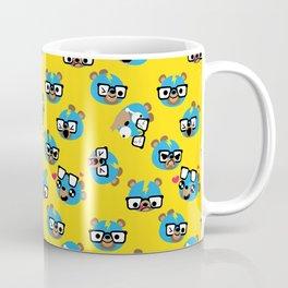 Wrestling Academy pattern 03 Coffee Mug
