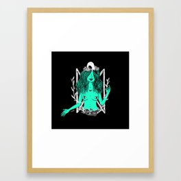 G.H. Framed Art Print