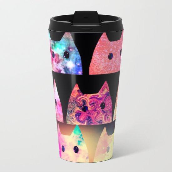 cat-254 Metal Travel Mug