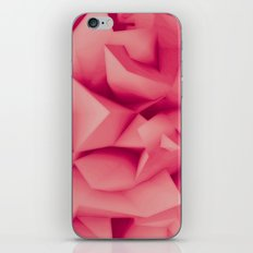 Pink Surface iPhone & iPod Skin
