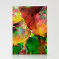 chaos Stationery Cards featuring Chaos by Ray Cowie