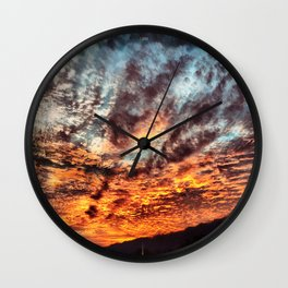 Day To Break Wall Clock