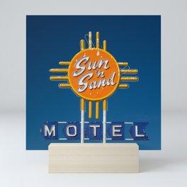 Sun 'N Sand Mini Art Print