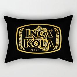 Inca Kola Gold Rectangular Pillow