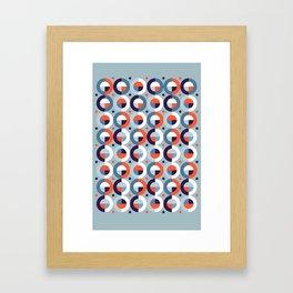 Rain 69 Framed Art Print