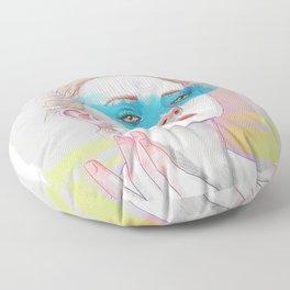 Contemplation Floor Pillow