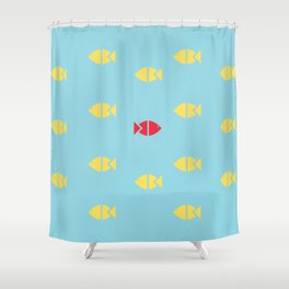 What if You're Right and They're Wrong?  Shower Curtain