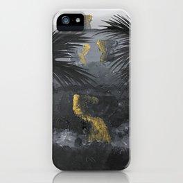 Land of Latte iPhone Case