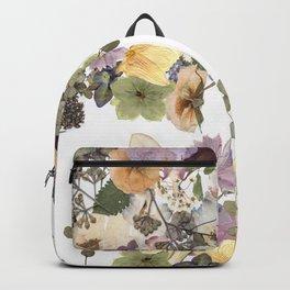 Floral Ella Backpack