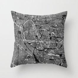 Titanium Throw Pillow