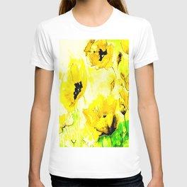 FLORAL#03 T-shirt