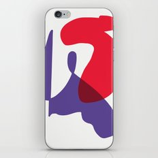 Matisse Shapes 10 iPhone & iPod Skin