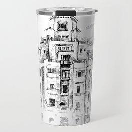 Casablanca's story Travel Mug