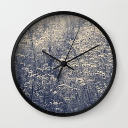 Come Into the Wilds -- Inky Wall Clock