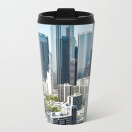 LA Skyscrapers Travel Mug