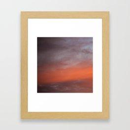 20 Minutes of Sky 3 Framed Art Print