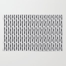 Kitchen Cutlery Knife Rug