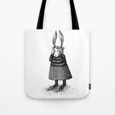 Rabbit - Girl Tote Bag