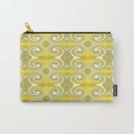 Marrakech Lemon Carry-All Pouch