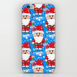 Santa Land iPhone Skin