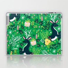 Festive Deer Laptop & iPad Skin