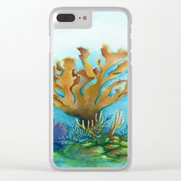 Elkhorn  Clear iPhone Case