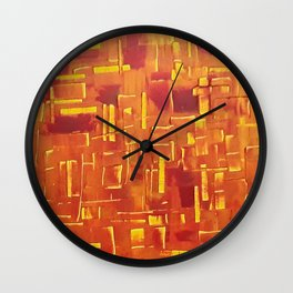 Meg Wall Clock