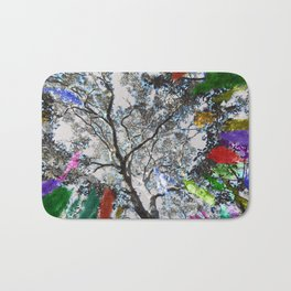 Colors in the Woods Bath Mat