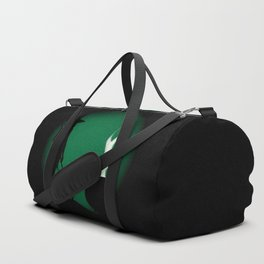 Halloween Witch Background Duffle Bag