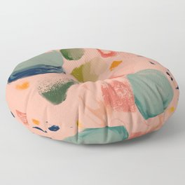 Make Room In Your Heart For Hope - Without Lettering Floor Pillow