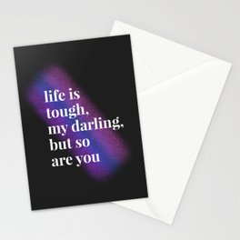 Tough Darling Stationery Cards
