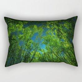 Reaching the stars Rectangular Pillow