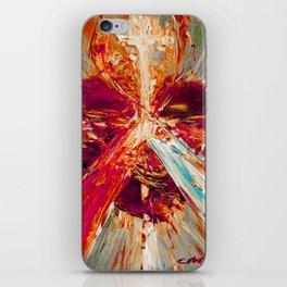Sacred love III iPhone Skin