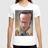 rick grimes T-shirts featuring Rick Grimes by Carrillo Art Studio