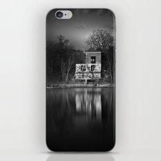 the hangout iPhone & iPod Skin