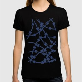 Trapped Navy T-shirt