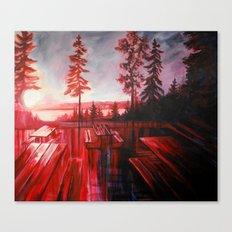Night After Night  Canvas Print