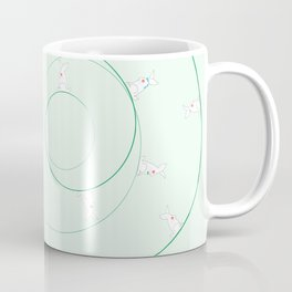 Funny Bunnies! Coffee Mug