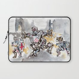 Knights of Camelot Laptop Sleeve