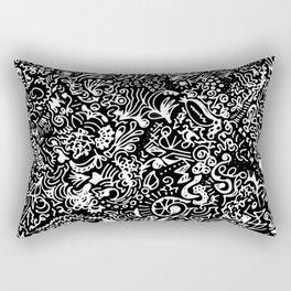 Space Lace Rectangular Pillow