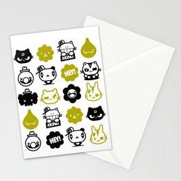 MGNG LOGOS Stationery Cards