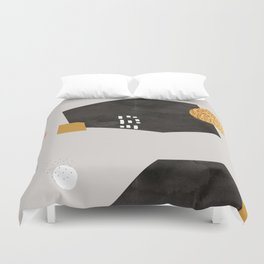 Fragments Duvet Cover