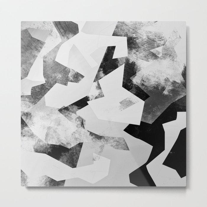 Camouflage XXXXVIII Metal Print