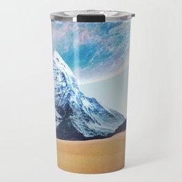 Worlds Colliding Travel Mug
