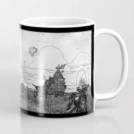 AP CHOP DARK Coffee Mug
