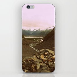 Between Two Mountains | Photography iPhone Skin